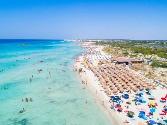 Estate 2018: Ugento al secondo posto tra le dieci mete italiane preferite dai turisti